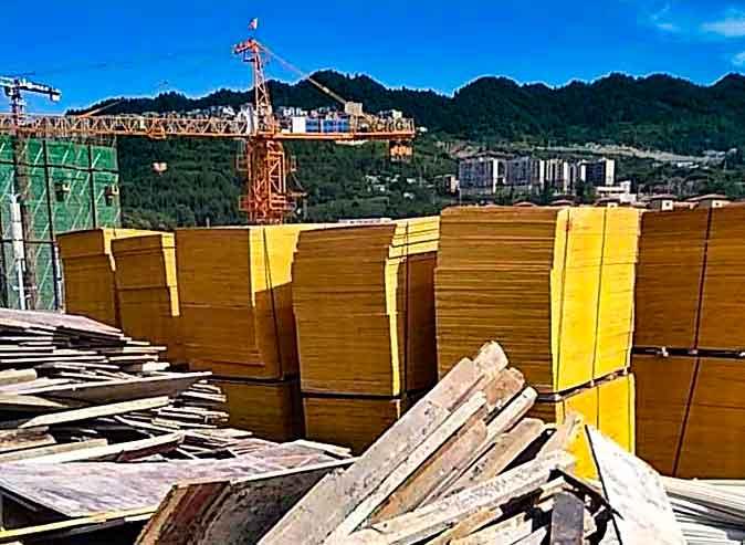 建筑模板行业实际发展行情