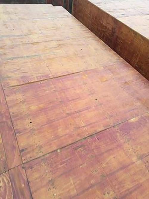 工程建筑覆膜板