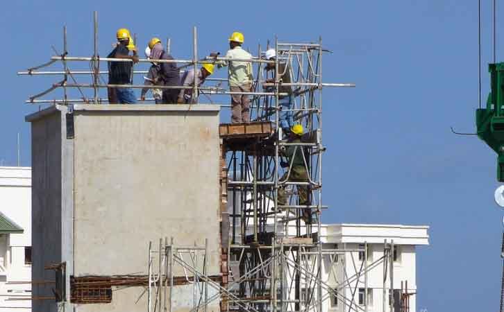 建筑模板工程施工
