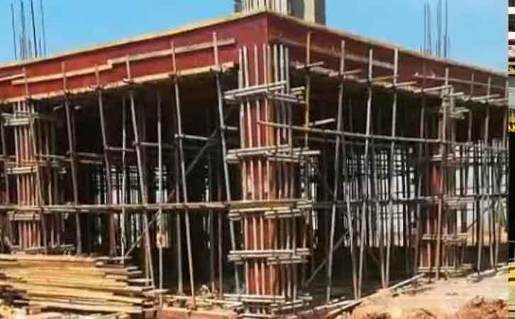 清水混凝土模板使用前期准备工作