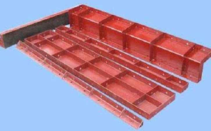 建筑工程常用建筑模板-55型组合钢模板