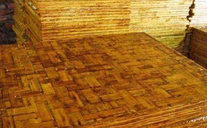 建筑工程常用建筑模板-竹胶合板模板