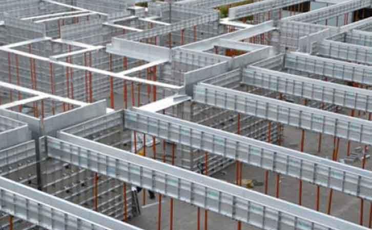 建筑工程常用建筑模板-铝模板
