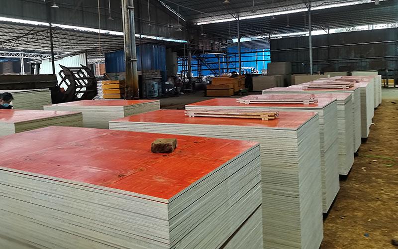 建筑木模板-红模板