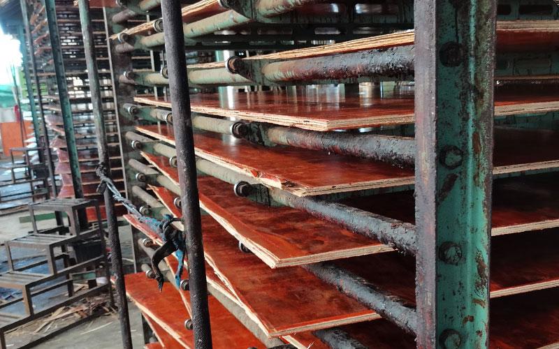 荷嘉木业建筑红板